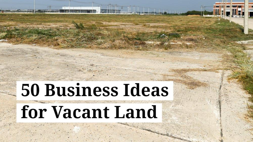 vacant land build to suit