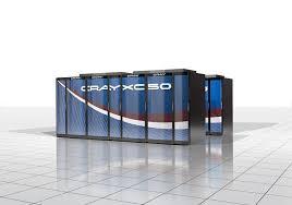 cray supercomputing
